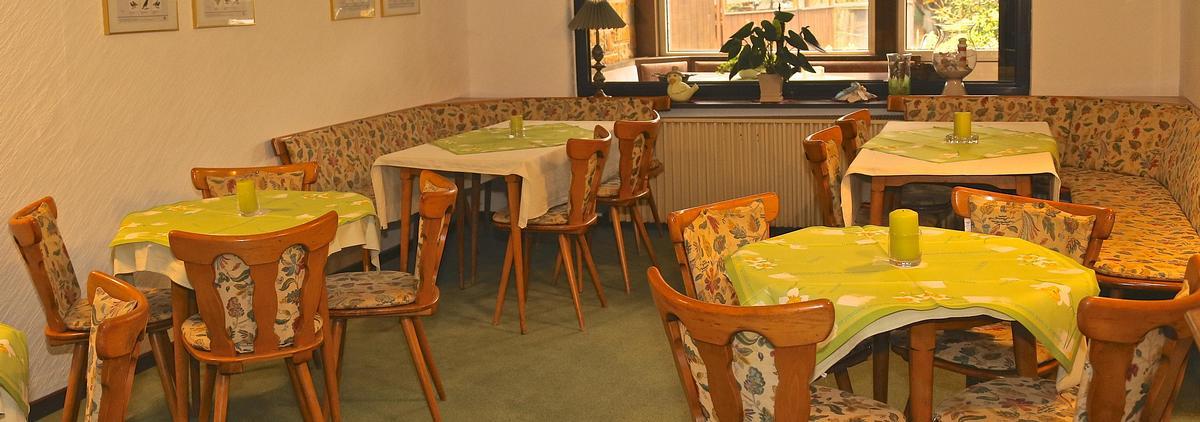 Frühstücks Pension Ingrid in Timmendorfer Strand an der Ostsee